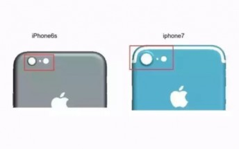New schematics hint the iPhone 7 will be shorter, narrower and just a bit chubbier