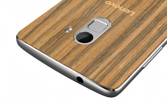 Lenovo announces K4 Note Wooden Edition