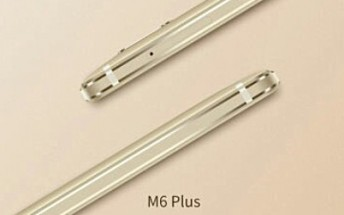 Teaser reveals 6,020mAh battery for Gionee M6 Plus