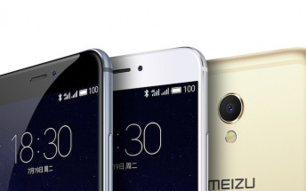 Meizu MX6 is now official with 5.5
