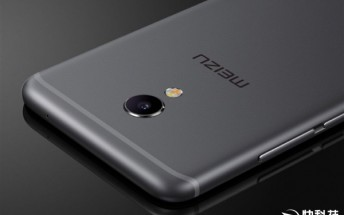 Leaked renders show Meizu MX6's metal body