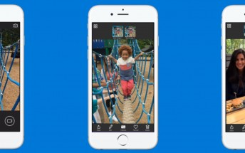 Microsoft outs Pix camera app for iOS, supports Live Images