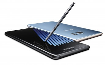 New Samsung Galaxy Note 7 mega leak: official renders, specs info and preliminary price