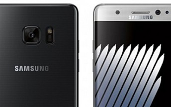 Galaxy Note7 (SM-N930FD) receives certification in Russia