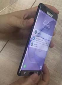 Samsung Galaxy Note7 live shots