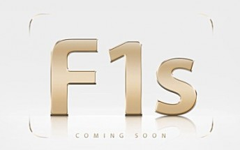 Oppo teases F1s, a successor to the popular F1