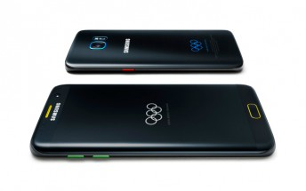 Galaxy S7 edge Olympic Games Limited Edition is out in the US for $849.99