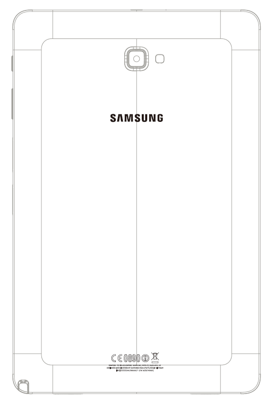 A New Samsung Tablet With Stylus Spotted at the FCC