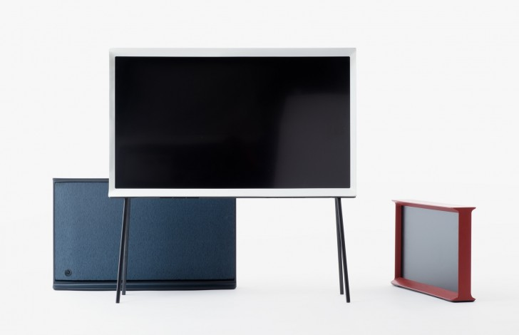 Samsung launches Serif TV in the US - GSMArena blog