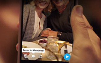 Snapchat introduces Memories, a new way to save snaps and stories