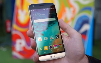US Cellular LG G5 starts getting Nougat update as well
