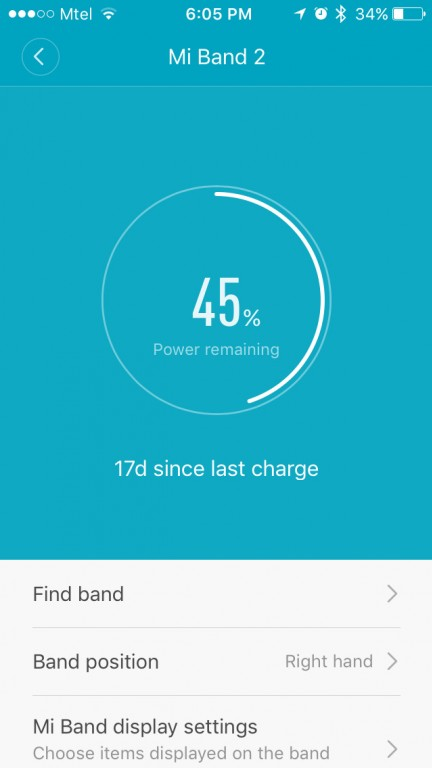 Xiaomi Mi Band 2 review - GSMArena blog