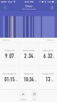 Sleep - Xiaomi Mi Band 2 Review