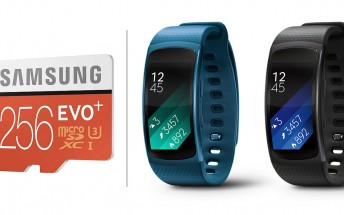 Samsung gives you a free Gear Fit2 or a 256GB microSD with a Note7 or S7 Edge purchase