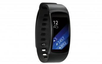 $30 off the new Samsung Gear Fit 2 on Amazon