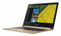 The Acer Swift 7 measures just under 1cm thick