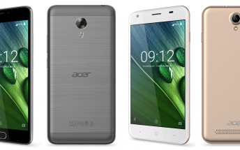 Acer outs low-cost Liquid Z6, Z6 Plus, and Iconia Talk S at IFA