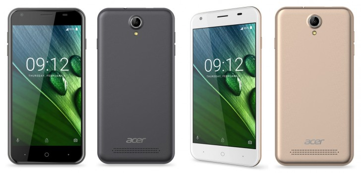 b8f07a1599e Acer outs low-cost Liquid Z6