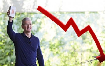 Apple's iPhone web share shrinks, MacBook sales grow