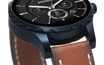 Fossil start selling the Q-series Android smartwatches