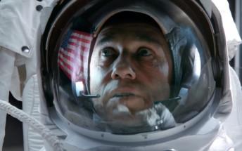 Christoph Waltz advertises America, correction, Galaxy Note7
