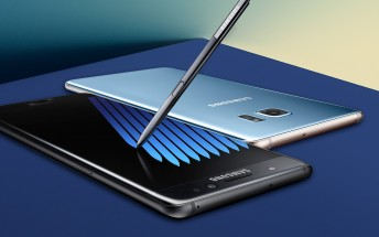 Samsung Galaxy Note7 unveiled with a 5.7