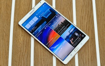 Samsung Galaxy Tab S 8.4 gets Marshmallow update too