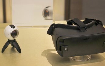 New Gear VR and Gear 360 hit the stores on August 19 too