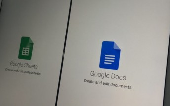 Google Docs, Sheets, and Slides updated with iPad multitasking