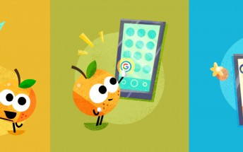 7 Doodle Fruit Games now available in the Google app