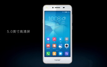Huawei also announces $90 Honor 5 Play