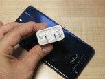 Quick charger rating - Honor 8 Hands-on