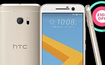 HTC 10 gets £100 price cut in UK
