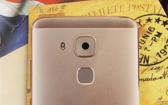Huawei G9 Plus unveiled with SD625 SoC, 16MP camera