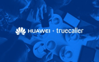 Huawei flagships (starting with Honor 8) to come preloaded with Truecaller dialer app
