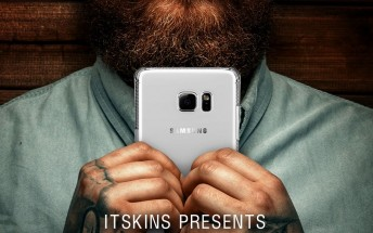 ITSKINS presents its Note7 case lineup