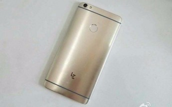 LeEco Le 2s (or Le 2s Pro) allegedly portrayed showing different design