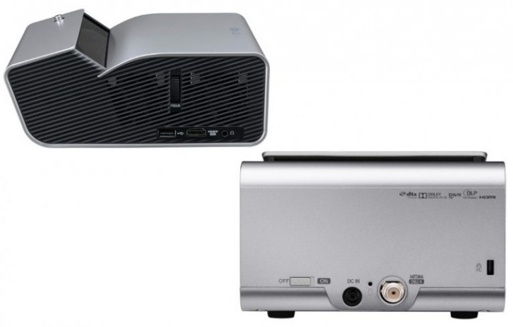 LG unveils two battery-powered projectors - GSMArena blog