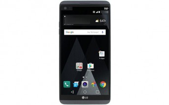 LG V20 leaks in another render