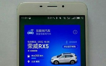 Leak suggests Meizu M1E will let you control your car remotely