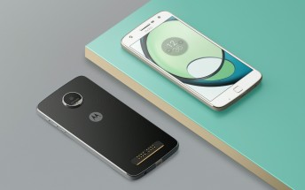 Motorola Moto Z Play running Nougat receives WiFi certification