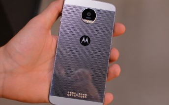 Unlocked Motorola Moto Z again drops to under $500 in US