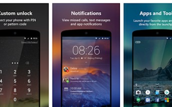 New update to Microsoft Next Lock Screen for Android brings battery life improvements