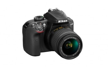 Nikon announces entry-level D3400 with Bluetooth file transfer