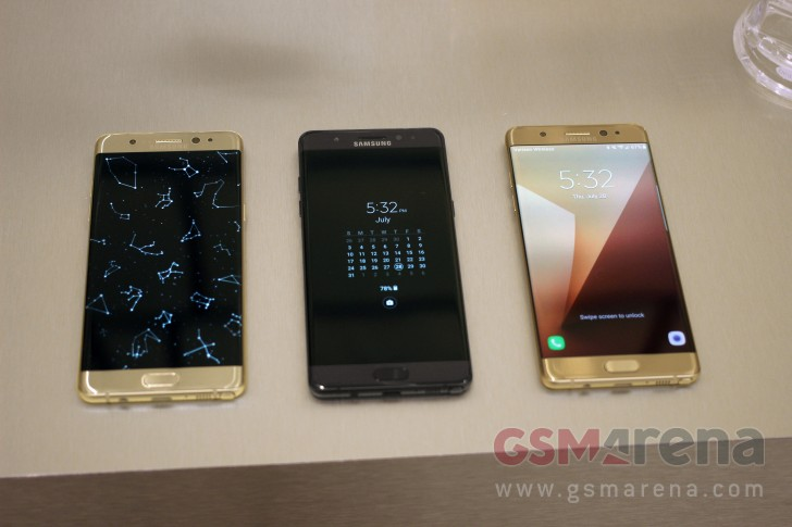 Galaxy Note7 launches in Europe on September 2, UK price ...