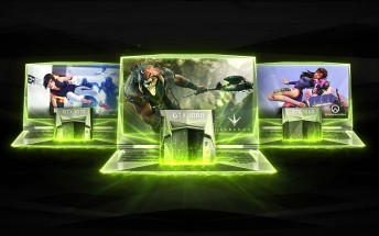 NVIDIA announces GeForce 10-Series notebook GPUs