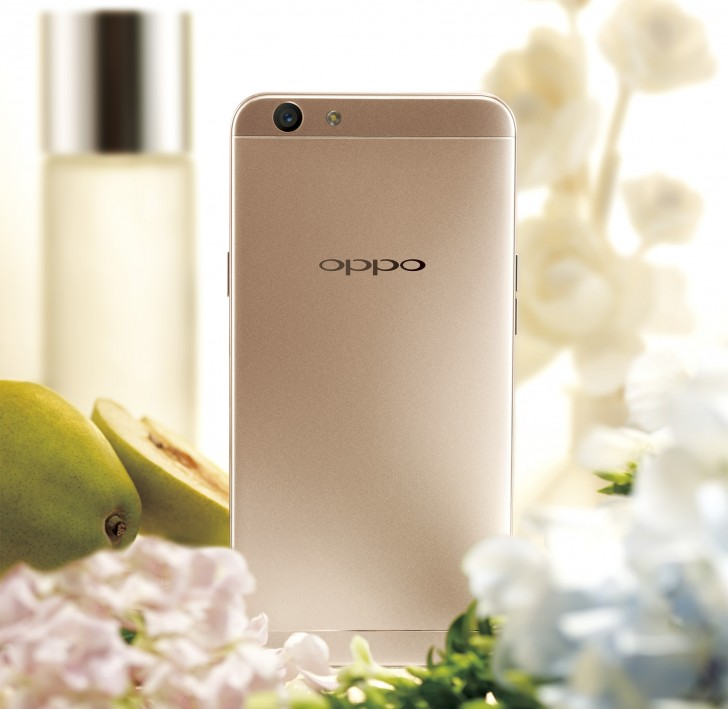 Oppo F1s Hands On