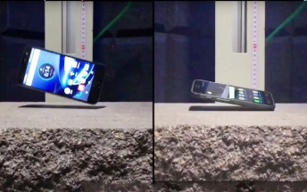 PhoneBuff performs head-to-head drop test of the Moto Z Force and Galaxy S7 active