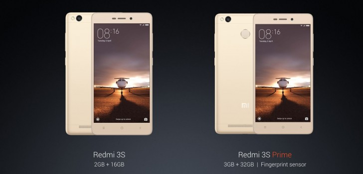 Xiaomi Redmi 3s Launching In India Next Tuesday August 9