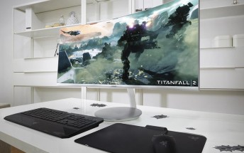 Samsung's new gaming monitors come with Quantum Dot technology and curved screens